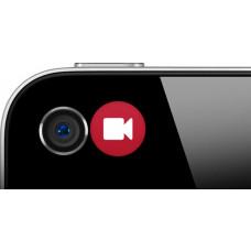 iphone 4s bag Kamera udskiftning reparation billig pris