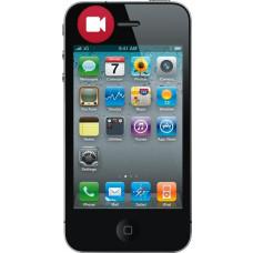 Iphone 4s front kamera udskiftning reparation billig pris