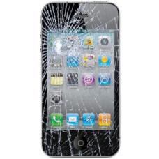 iPhone 4S skærm udskiftning reparation billig Pris