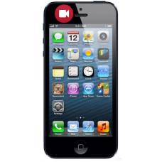 Iphone 5 Front kamera udskiftning reparation billig pris