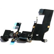 Iphone 5s høretelefoner stik flex reservedel pris