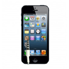 iphone 5 Jack stik udskiftning reparation billig pris,