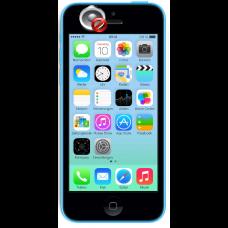 iPhone 5c Ørehøjtaler udskiftning reparation billig pris