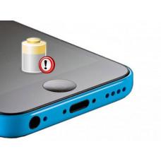 iPhone 5c Batteri Udskiftning reparation Billig pris,