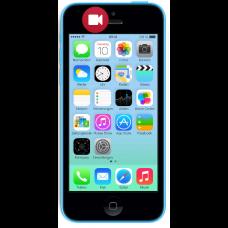 iPhone 5c front Kamera  Udskiftning reparation billig pris