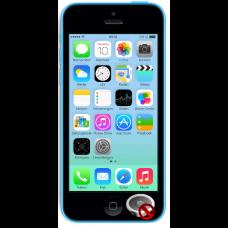 iPhone 5c Højttaler udskiftning reparation billig pris,