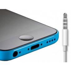 iPhone 5c Jackstik Udskiftning reparation Billig pris,