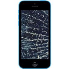 iPhone 5c skærme Udskiftning reparation Billig pris,