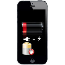 Iphone 5s batteri udskiftning  reparation billig pris