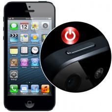 iphone 5 power knap udskiftning reparation billig pris