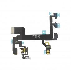 Iphone 5s Power knap reservedel billig pris