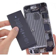 iPhone 6 plus batteri udskiftning rep  reparation billig pris