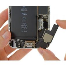 iphone 6 plus højtaler udskiftning  reparation billig pris
